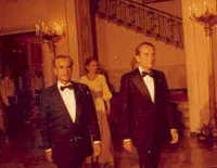 President Nixon and the Shah of Iran, 07/24/1973